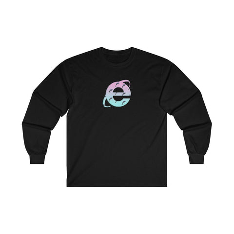 Web Explorer Ultra Cotton Long Sleeve Tee