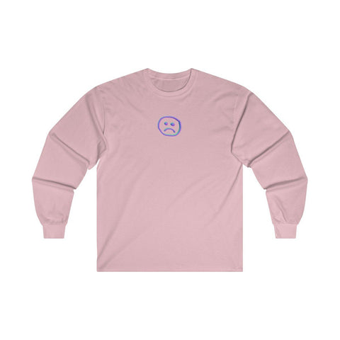Pure Sadness Ultra Cotton Long Sleeve Tee
