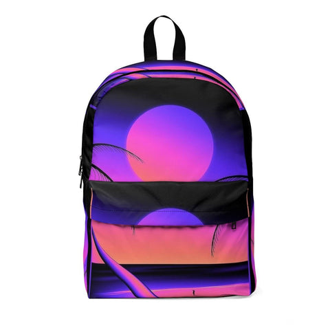 """Pure Sunset Aesthetic"" Unisex Classic Backpack"