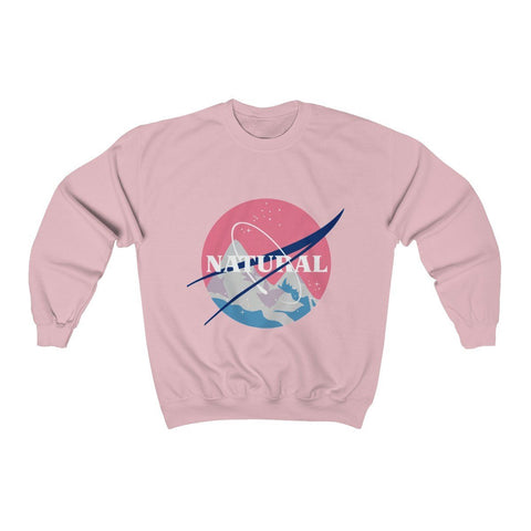 """Natural Aesthetic"" Unisex Heavy Blend™ Crewneck Sweatshirt"