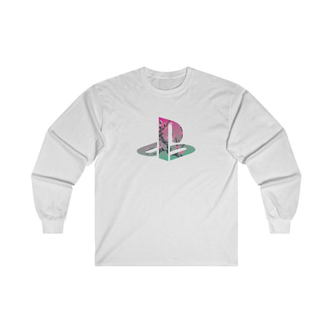 BloomStation Ultra Cotton Long Sleeve Tee