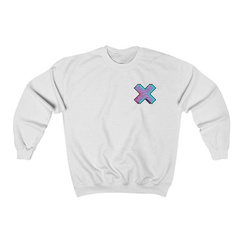 X-Thetic Unisex Heavy Blend™ Crewneck Sweatshirt