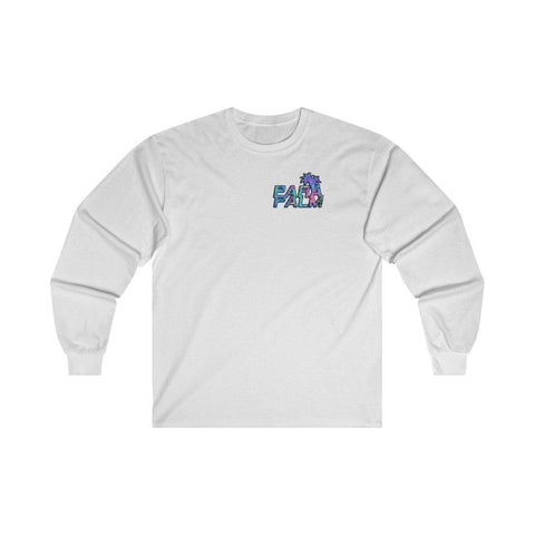 "Paradise Collection ""City Life"" Men's Ultra Cotton Long Sleeve Tee"