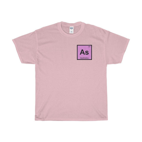 """Aesthetic Element"" Unisex Heavy Cotton Tee"