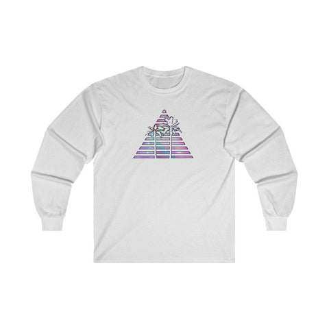 Saturn Trilateral Ultra Cotton Long Sleeve Tee