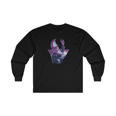 """Goodbye Moonman"" Ultra Cotton Long Sleeve Tee"