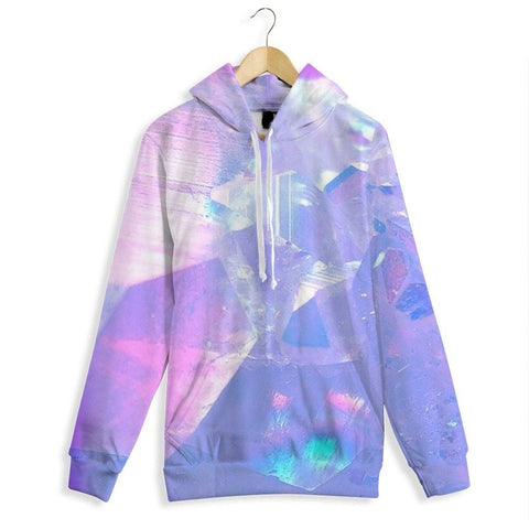 """Crystal Aesthetic"" All Over Print Hoodie"