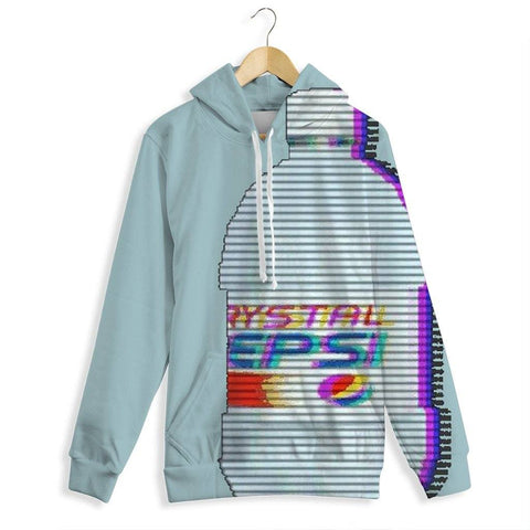 Digital Crystal All Over Print Hoodie