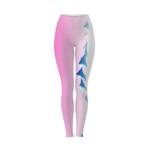 Hydration Aesthetic Leggings