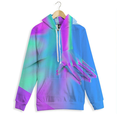 """Sensual Neon"" All Over Print Hoodie"