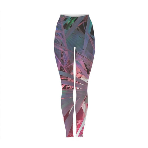 Neon-Palm Leggings