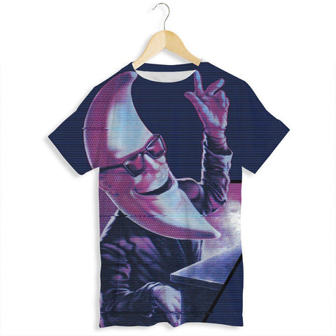 Mac Tonight Men's All Over Print Tee