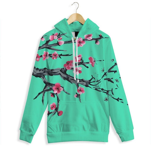 Bloom Aesthetic All Over Print Hoodie