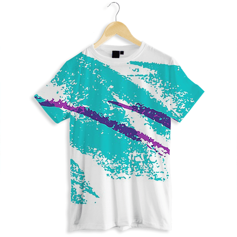 Pure Jazz Men's AOP Tee
