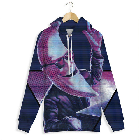 Mac Tonight All Over Print Hoodie