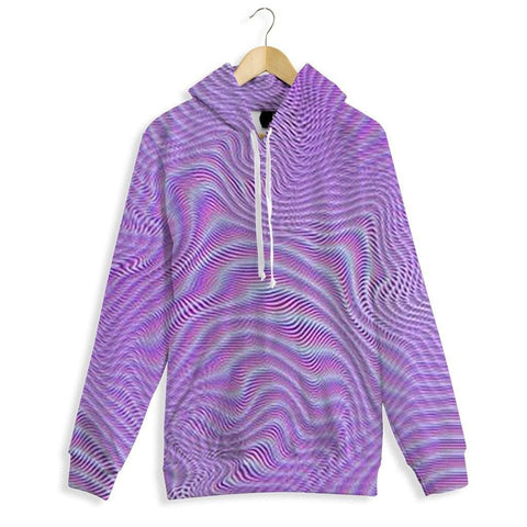 """Purple Dilution"" All Over Print Hoodie"