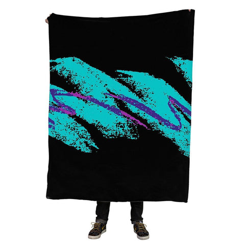 Dark Jazz Blanket