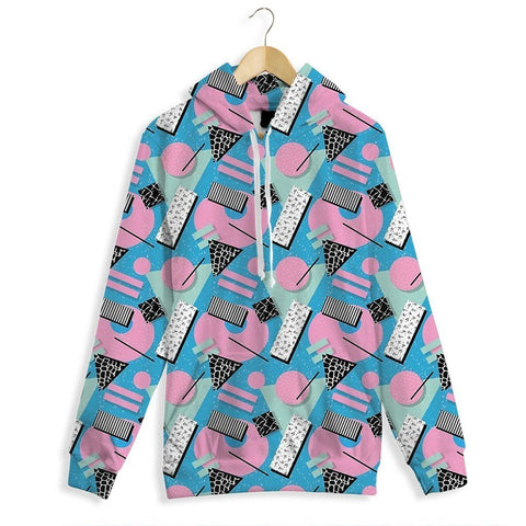 Fresh Jazz All Over Print Hoodie