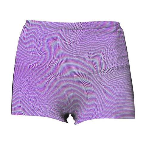Dissolution Yoga Shorts