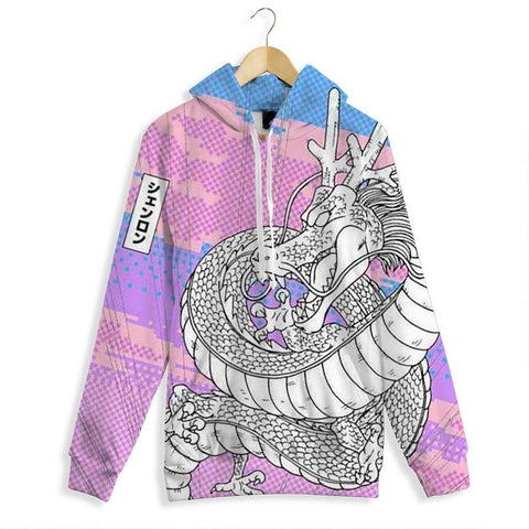 """Shenthetic"" All Over Print Hoodie"