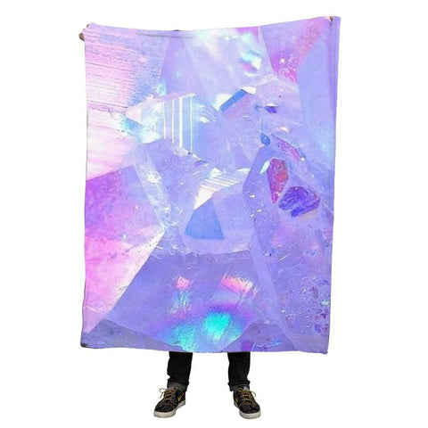 Crystal Aesthetic Blanket