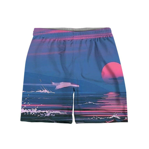 """Blood Sunset"" Weekend Shorts"
