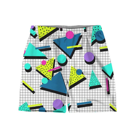 Jazz Grid Shorts