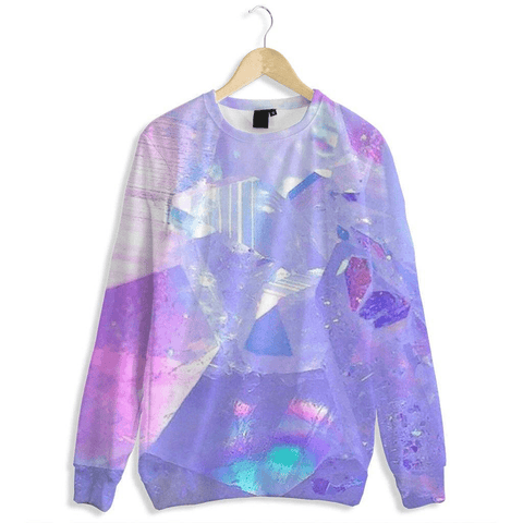 Crystal Aesthetic Crewneck
