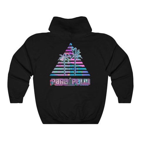 """Miami Substance"" Paradise Collection Unisex Heavy Blend™ Hooded Sweatshirt"
