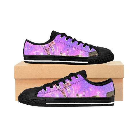 """Pillar Of Bloom"" Women's Sneakers"