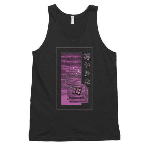 """Aesthetic Ambiguity"" Classic tank top (unisex)"