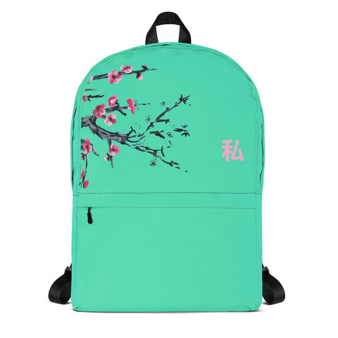 """Bloom Aesthetic"" Backpack"