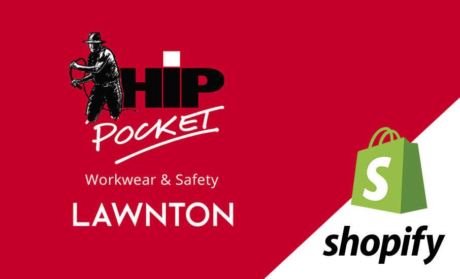 Step into the NEW HIP POCKET WORKWEAR & SAFETY LAWNTON website!