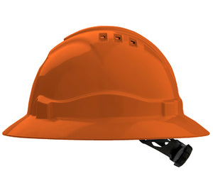 HHV6FB- V6 Vented Full Brim Hard Hat