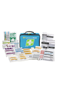 FA-FAR1V30-Bl-Soft Pack- FIRST AID KIT VEHICLE MAX