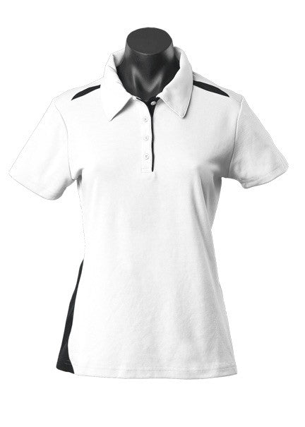 LADY PATERSON POLO STYLE 2305- White/Black