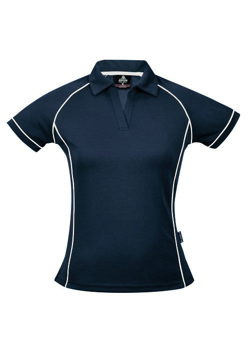 LADY ENDEAVOUR POLO STYLE 2310- Navy/White