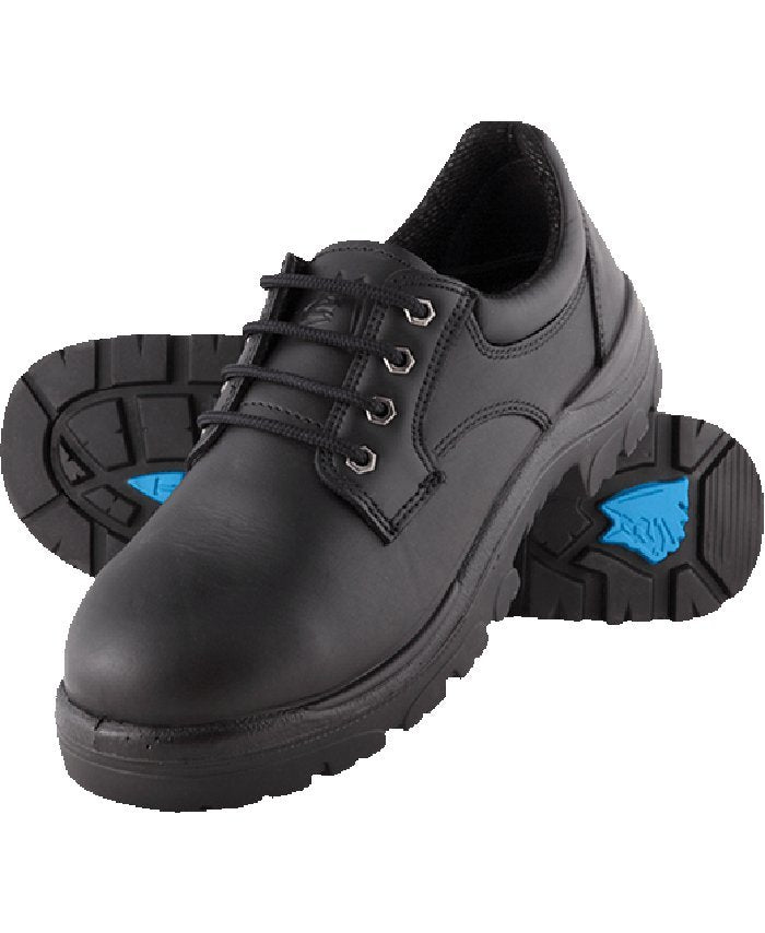 Steel Blue Safety Black Eucla Work Boot-312126