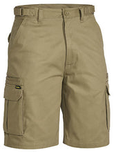 Load image into Gallery viewer, BISLEY ORIGINAL 8 POCKET CARGO SHORT - BSHC1007