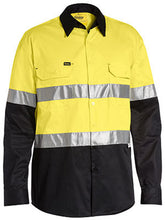 Load image into Gallery viewer, BISLEY-3M TAPED HI VIS COOL LIGHTWEIGHT SHIRT - LONG SLEEVE-BS6696T