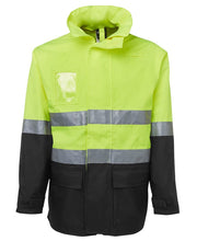Load image into Gallery viewer, JB's HI VIS (D & N) LONG LINE JACKET (6D4RV fits into to make 4 in 1)- 6DNLL