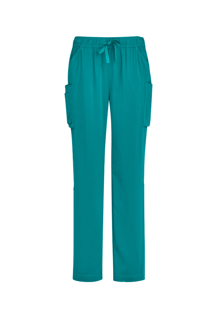 Biz Care Womens Straight Leg Scrub Pant- CSP944LL