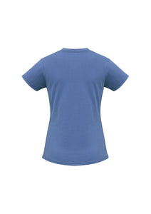 LADIES ICE TEE T10022- DENIM