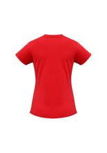Load image into Gallery viewer, LADIES ICE TEE T10022- RED