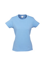 Load image into Gallery viewer, LADIES ICE TEE T10022- SPRING BLUE
