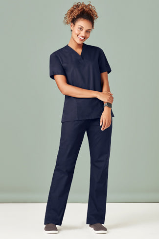 Biz Care Ladies Classic Scrubs Bootleg Pant- H10620