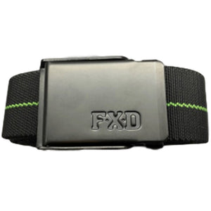 FXD Work Belt- FX-CB-2 Stretch Canvas Belt
