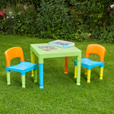 Super colourful and can be used indoors and outdoors