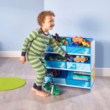 At a toddler-friendly height, it comes in our funky Diddi Dino design!