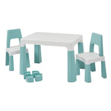 Height adjustable table and legs from 49-54cm